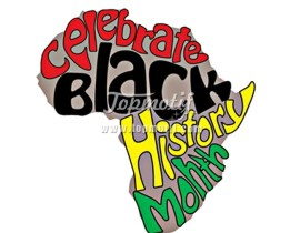 Black history month heat transfer printing of PU