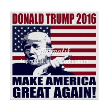 Make America Great Again Custom Heat Transfer Printing T Shirts