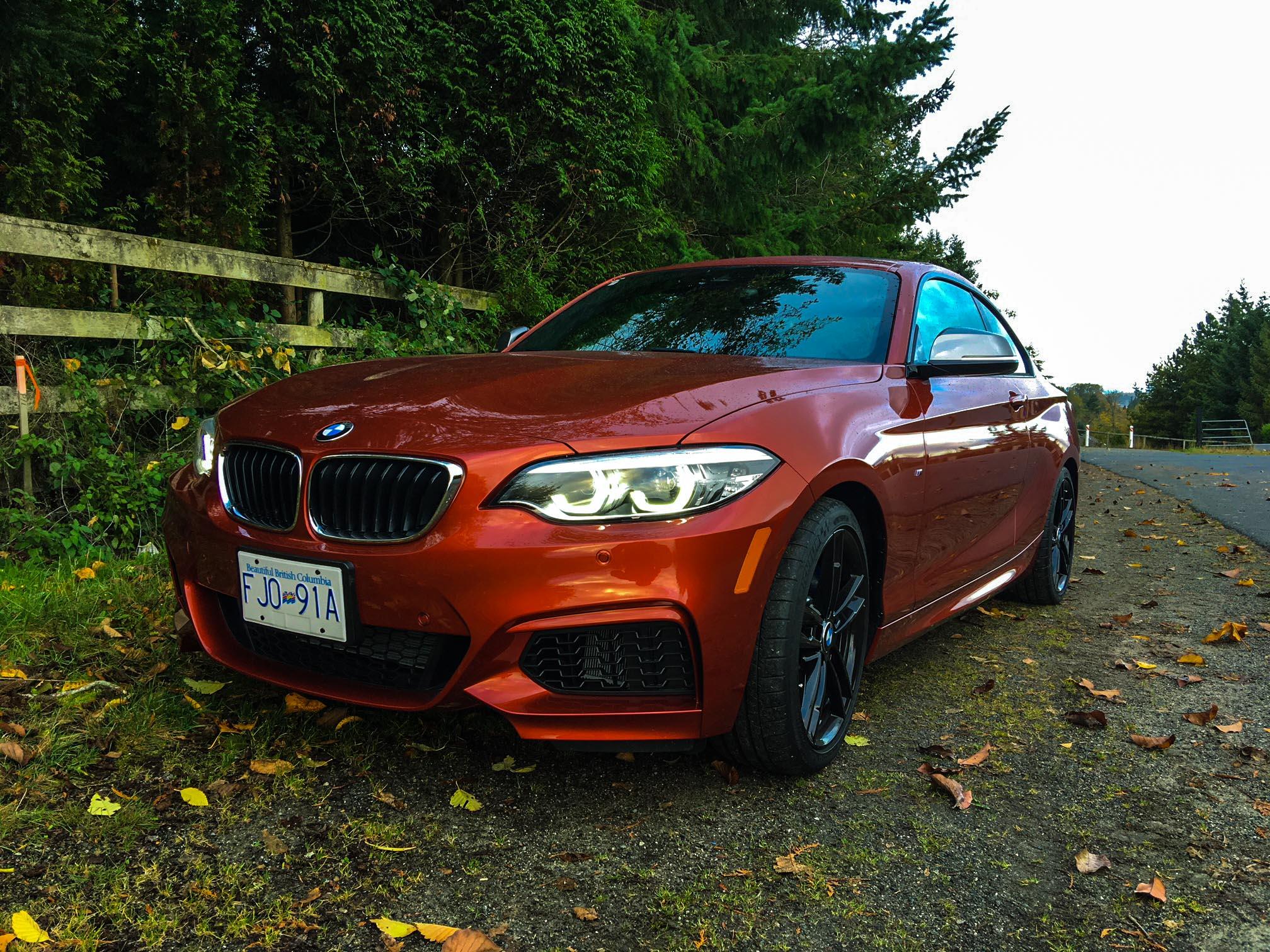 2018 BMW M240i Exterior