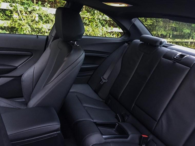 2018 BMW M240i Interior