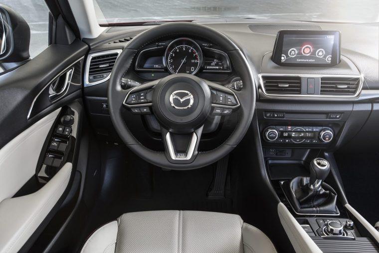 2018 Mazda3 - Interior