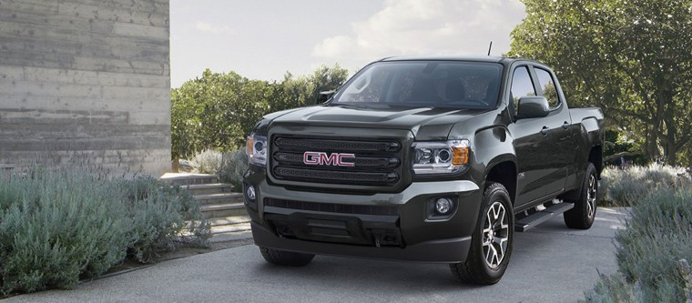 GMC Canyon Exterior