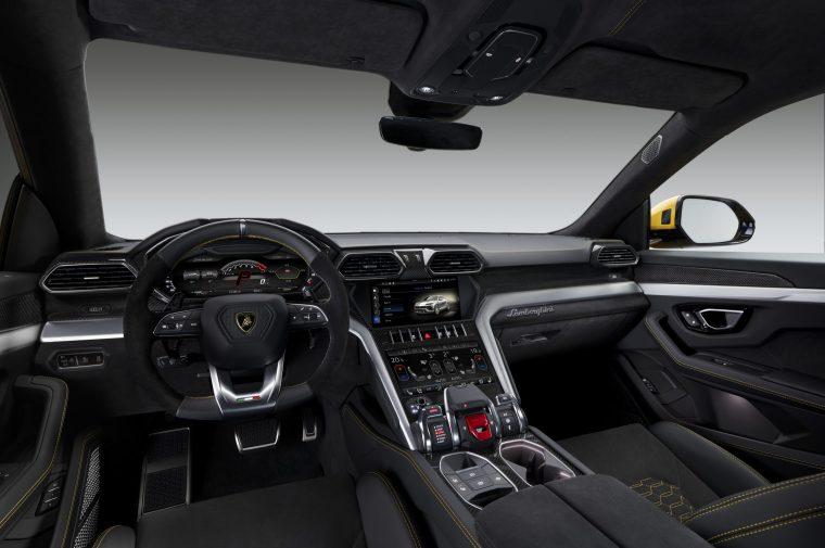 Lamborghini Urus Interior #3