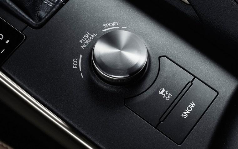 2017 Lexus IS 350 Interior