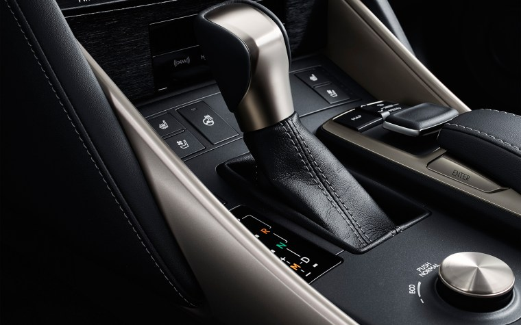 2017 Lexus IS 350 Interior