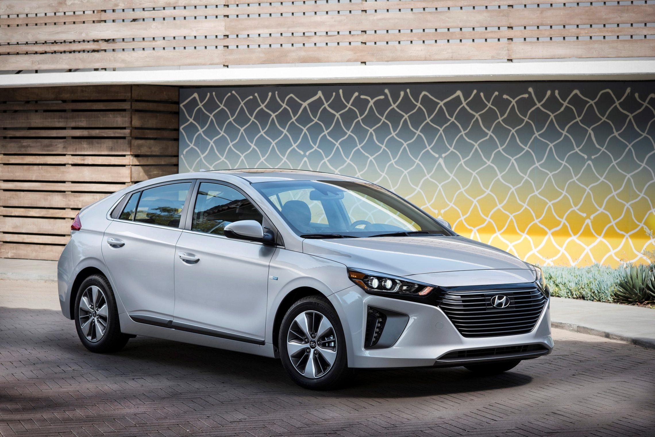 2018 Hyundai IONIQ Exterior