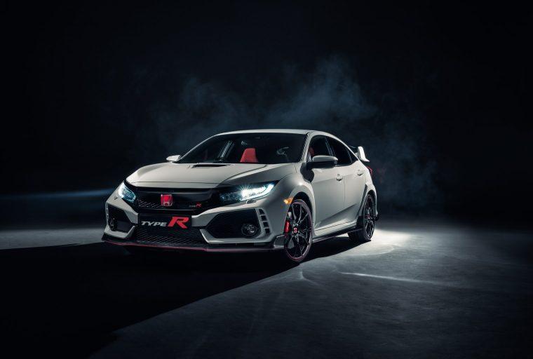 2018 Honda Civic Type R - Exterior