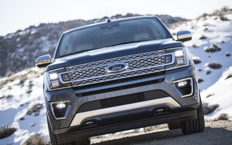 2018 Ford Expedition Exterior Front