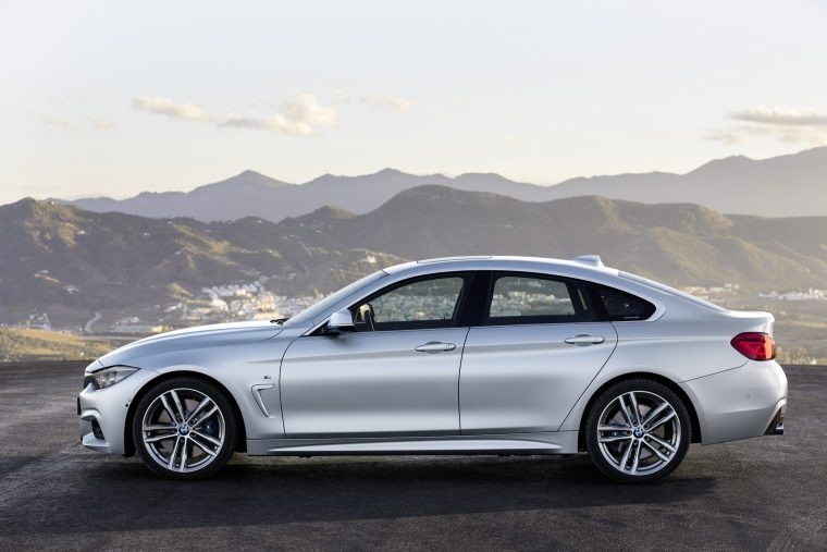 2018 BMW 440i - Exterior Grand Coupe