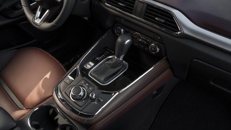 2018 Mazda CX-9 - Interior Centre Console