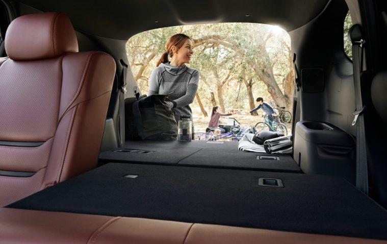2018 Mazda CX-9 - Interior Folded Seats