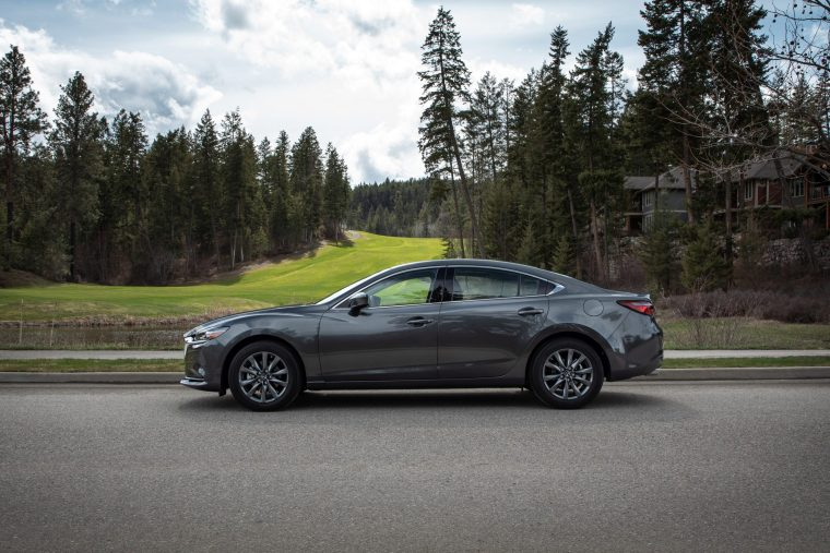 2018 Mazda6 - Exterior Side