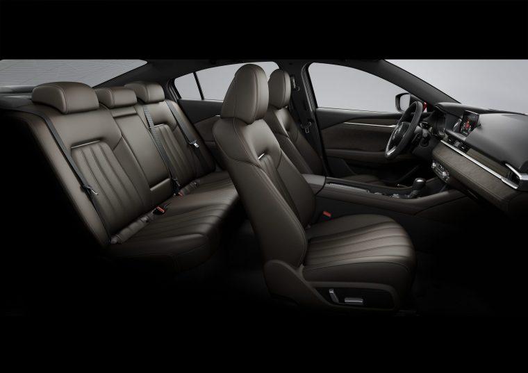 2018 Mazda6 - Interior