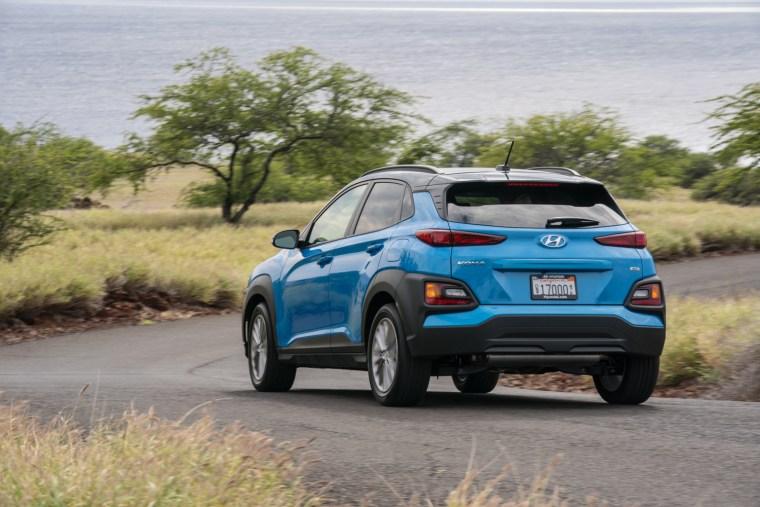 2018 Hyundai KONA - Exterior Rear