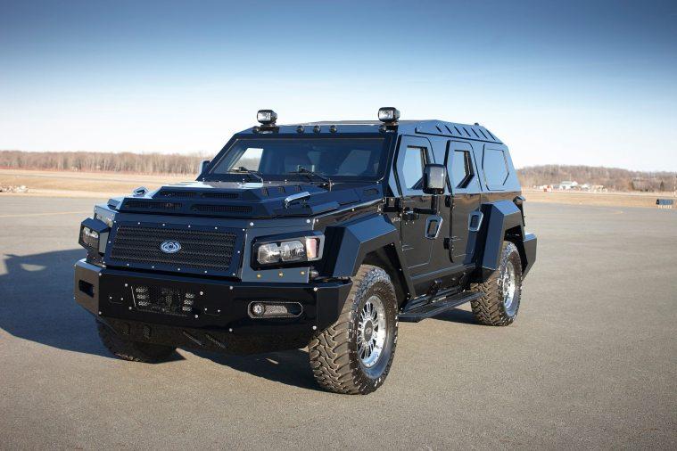 Conquest Vehicles - Evade - Exterior
