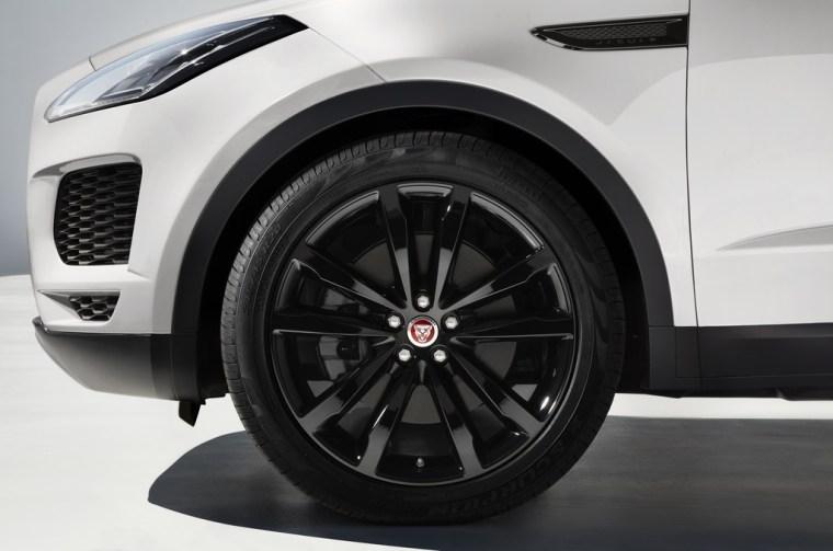 2018 Jaguar E-Pace - Rims