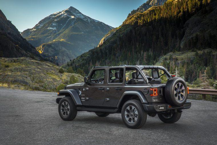 2019 Jeep® Wrangler Sahara
