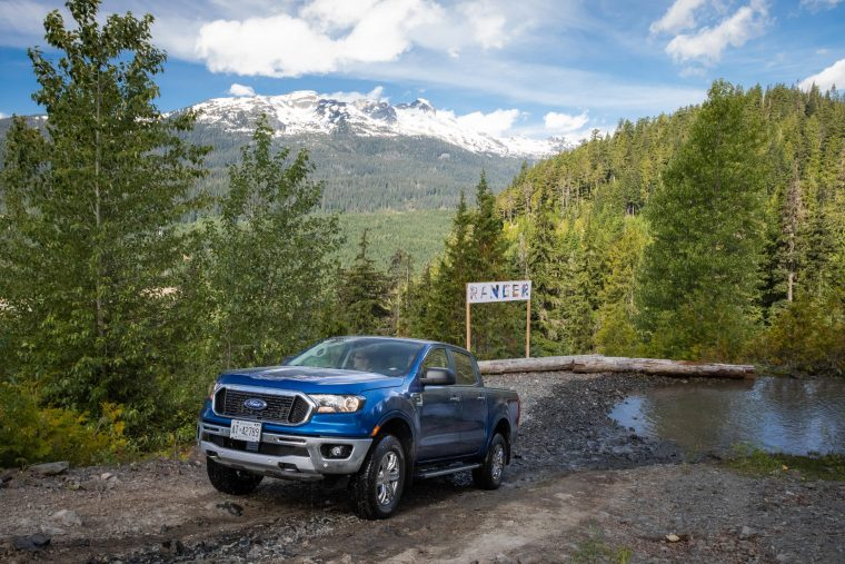 2019 Ford Ranger - Offroad #7