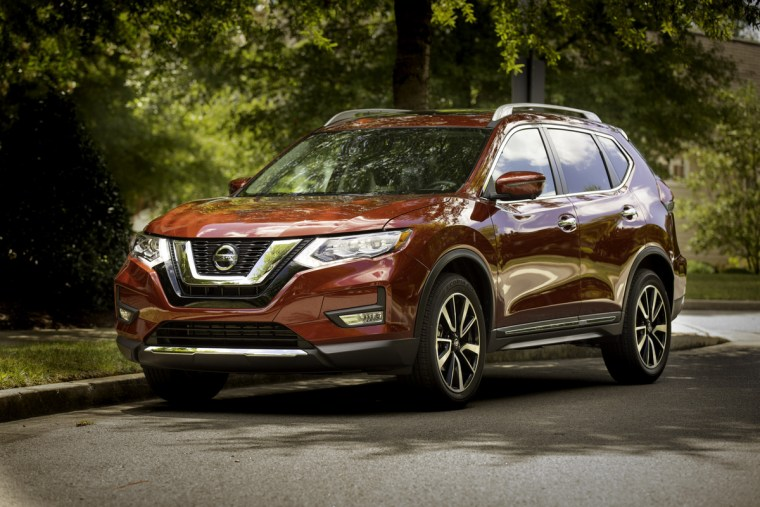 2019 Nissan Rogue - Exterior Cover