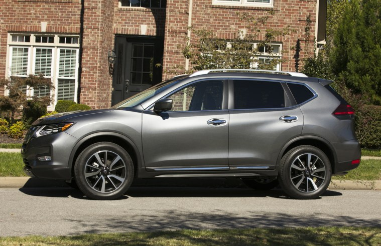 2019 Nissan Rogue - Exterior Side