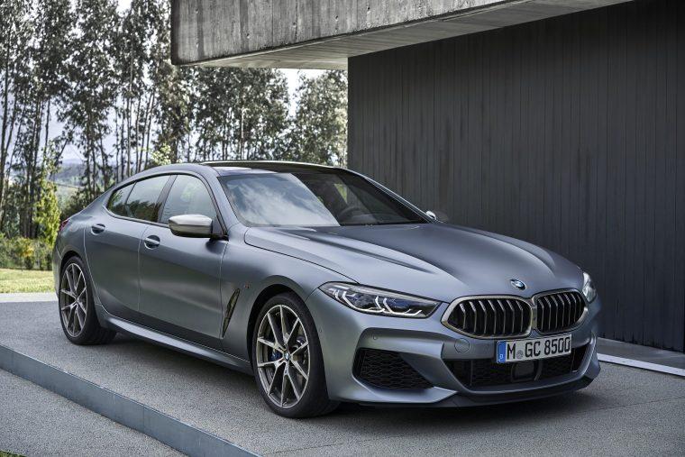 2019 BMW M850i - Exterior #3