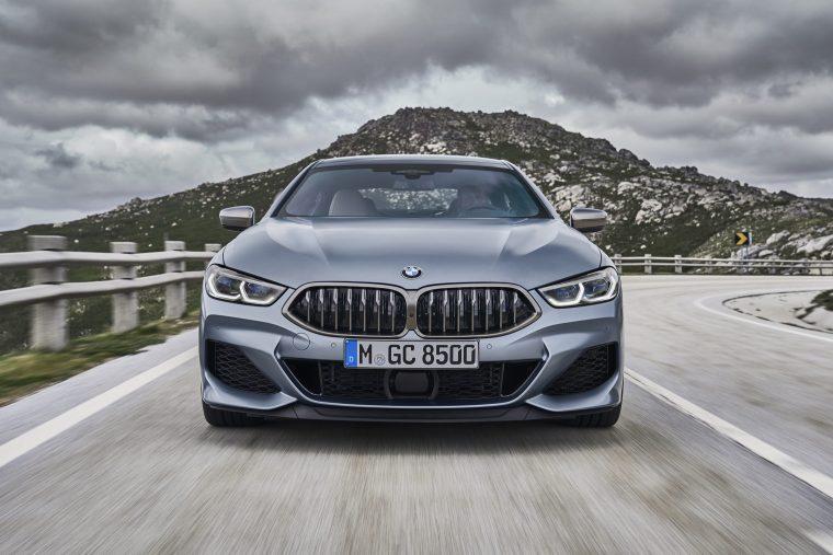 2019 BMW M850i - Exterior #5