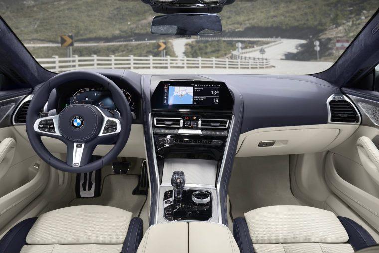 2019 BMW M850i - Interior #1