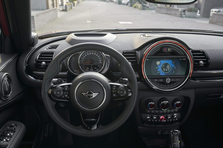2019 MINI Clubman - Interior #1