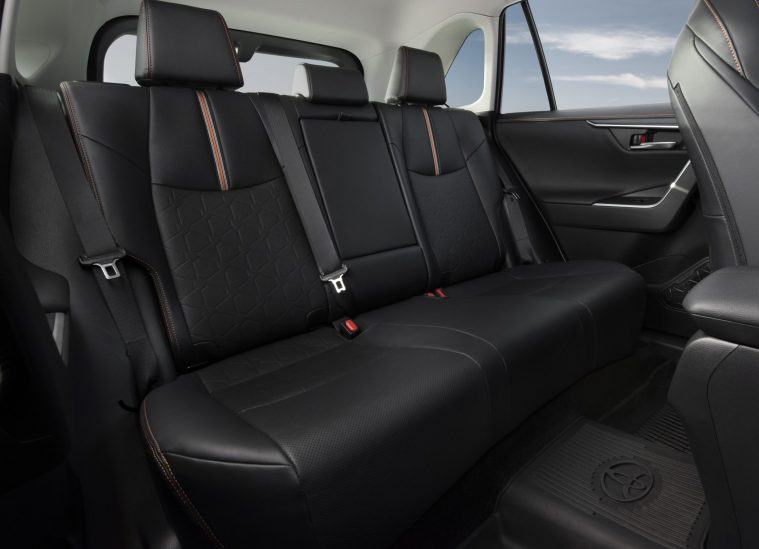 2019_Toyota_RAV4_Trail-Rear Seat