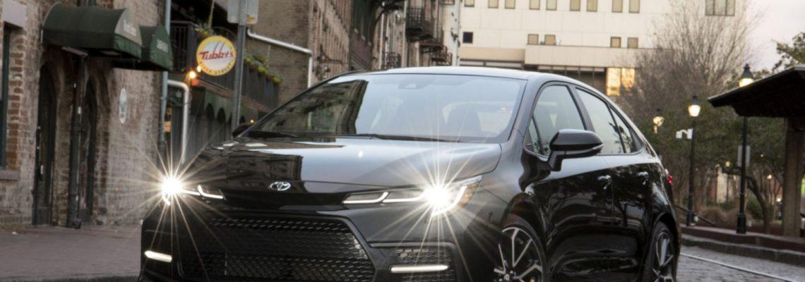 2020 Toyota Corolla - Cover