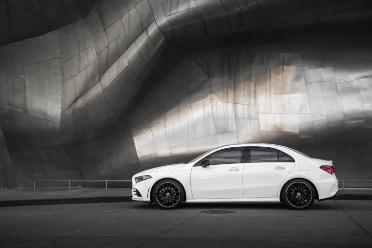 2019-Mercedes-Benz-A-220-Exterior-Side