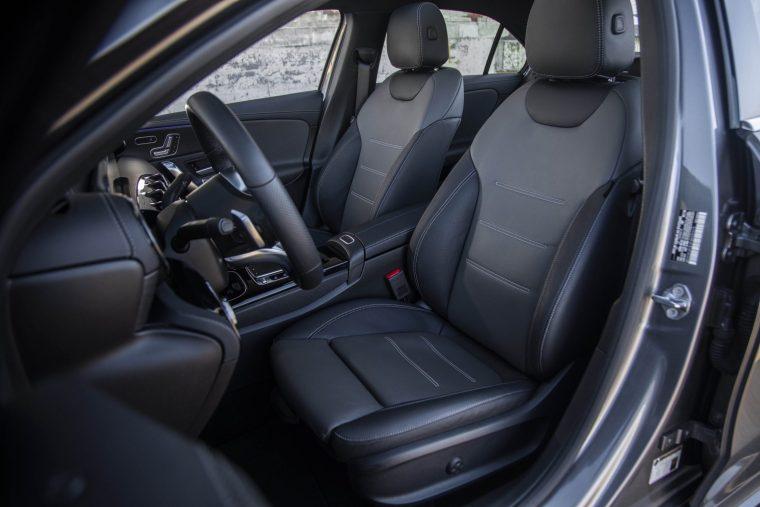 2019-Mercedes-Benz-A-220-Interior-Front