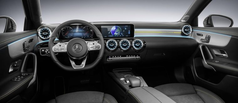 2019-Mercedes-Benz-A-220-Interior