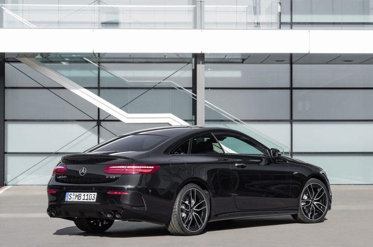 2019-Mercedes-Benz-CLS-53-AMG-Exterior-Rear-Side
