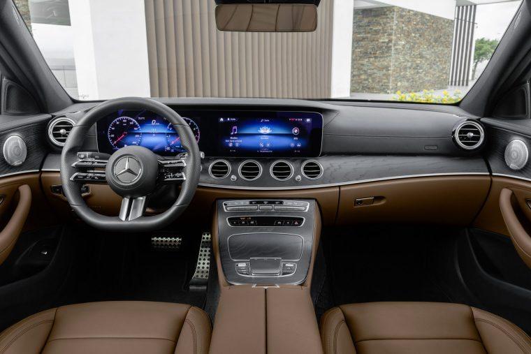 2020 Mercedes-Benz E 450 - Interior Cabin