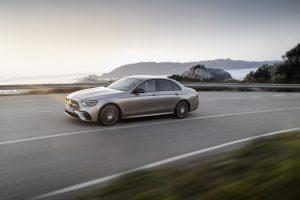 2020 Mercedes-Benz E 450 - Sedan Cover
