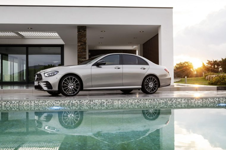 2020 Mercedes-Benz E 450 - Exterior Side