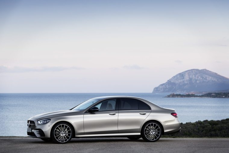 2020 Mercedes-Benz E 450 - Exterior Side