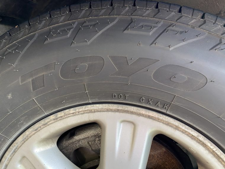 Toyo - Open Country H/T II - Closeup