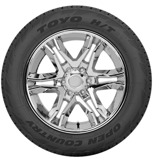 Toyo - Open Country H/T II - Sidewall