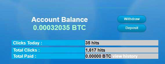 account balance dri short url link