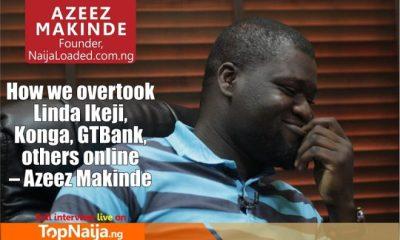 How I built Nigeria's most visited portal – Azeez Makinde