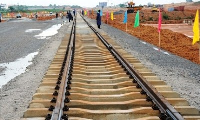 Lagos-Ibadan standard rail gauge to begin operation Jan 2019