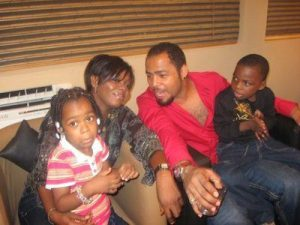 Ramsey Nouah wife and children