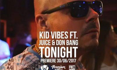 MUSIC: Kid Vibes ft. Don Bang & Juice – Tonight
