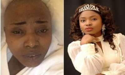 Nollywood actress, Halima Abubakar's brother, Isah reveals nature of her ailment