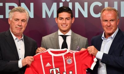 I have no idea what my future holds – James Rodriguez