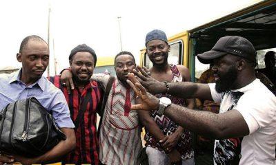 Adekunle Gold, Toyin Abraham, Woli Arole, Frank Donga star in James Abinibi's 'Mentally'
