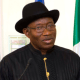 Jonathan blames Southern, Northern governors' separate meetings