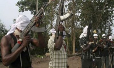 Gunmen raid Kaduna church, shoots one dead